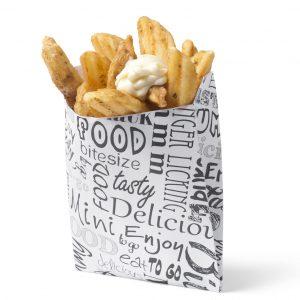 ambachtelijke frites