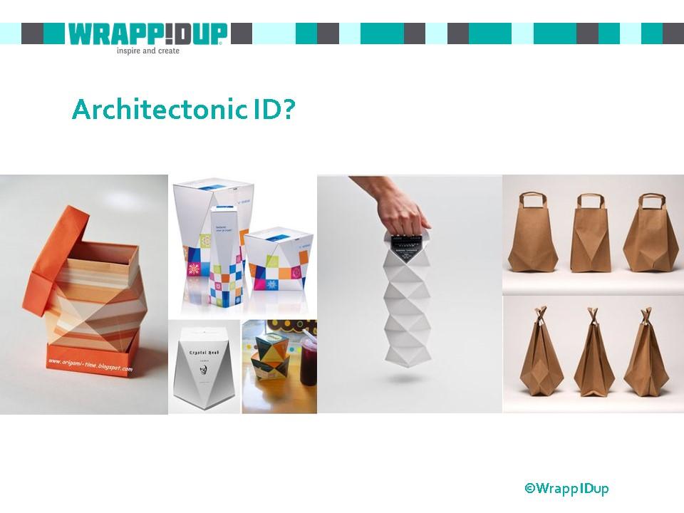 Wrappidup architectonic id