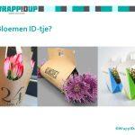WrappIDup bloemen ID-tje