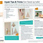inpaktips en tricks: een feest op tafel