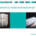 wrappidup stickers en stempels idtje