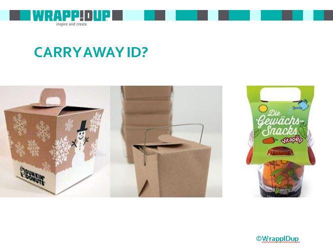 wrappidup carry away id