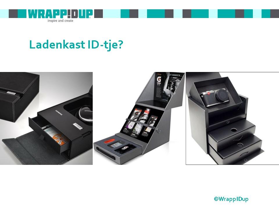 WrappIDup ladenkast ID