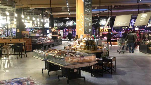 Verpakking inspiratietour: een rondje foodhallen