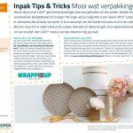 Inpaktips en tricks mooi wat verpakkingen doen