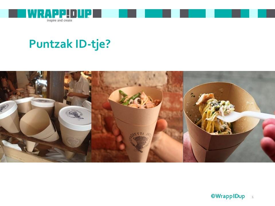 WrappIDup puntzak ID-tje